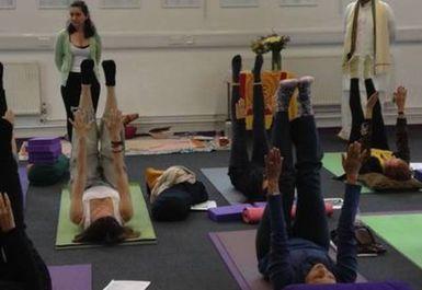 Maxine Yoga Home Studio