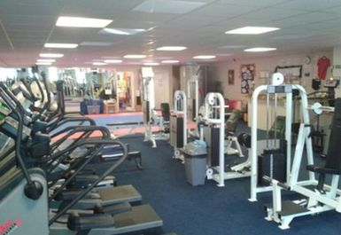 treadmills at The Fitness Mill (Ladies) Leeds