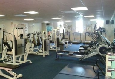 main gym area at The Fitness Mill (Ladies) Leeds