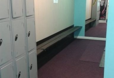 lockers at The Fitness Mill (Ladies) Leeds