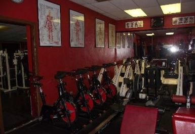 Exercise Bikes at Fitness Factory Ellesmere Port