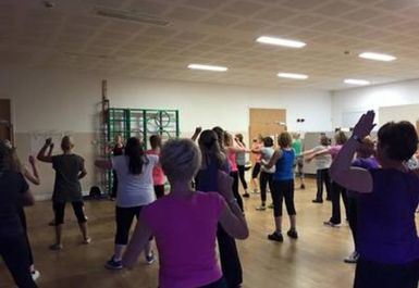 Keep Fit With Kelly - Falcon Lodge