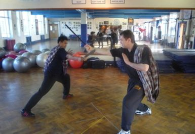 The Boado Academy of Martial Arts - St Mary's Church