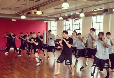 The Boado Academy of Martial Arts - SFX College Image 1 of 3