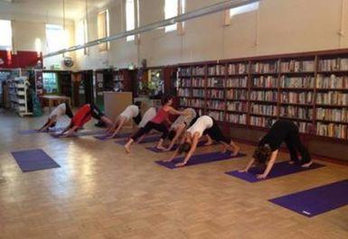 Yoga With Charli - Belsize Park