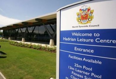 Hadrian Leisure Centre