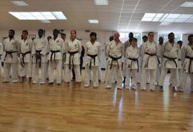 Zen Shin Martial Arts Academy Digbeth Image 1 of 5