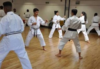 Zen Shin Martial Arts Academy Mere Green Image 1 of 5