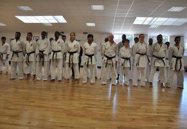 Zen Shin Martial Arts Academy Sutton Coldfield Image 1 of 5