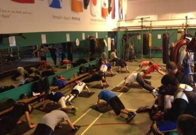 Rydal Gym