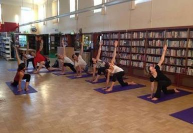 Yoga With Charli - Quaker Meeting House