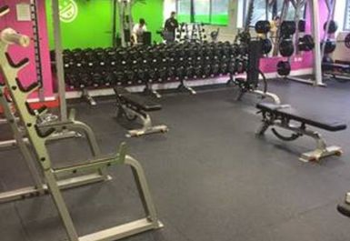 Energie Fitness Glasgow South