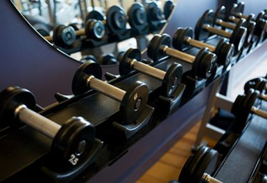 Peak Health & Fitness Gym Image 6 of 8