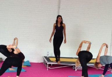 Yogasphere - Euston Image 1 of 2