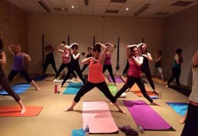 RENU Hot Yoga Image 3 of 10