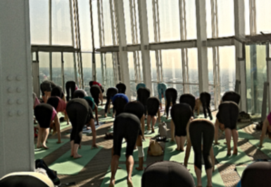 Yogasphere - The Shard Image 1 of 2