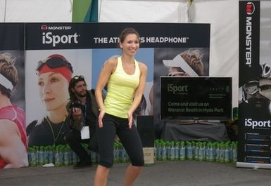 Shape up with Dalia - Wimbledon Image 1 of 3