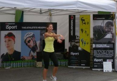 Shape up with Dalia - Wimbledon Image 2 of 3