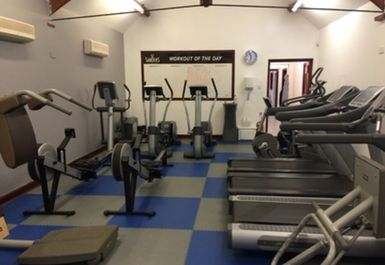 Sanders Fitness