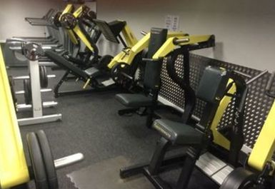 Elite Gym & Fitness