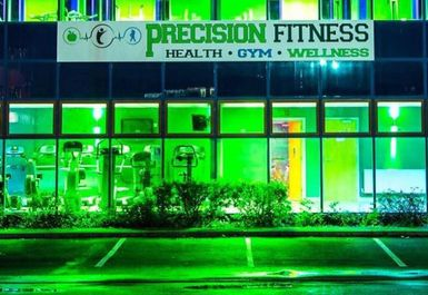 Precision Fitness Image 1 of 8