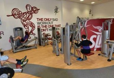 gym at Portway Lifestyle Centre