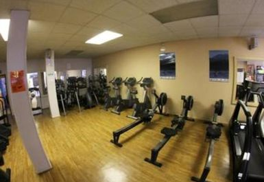 JRs Olympia Health & Fitness Studios Image 4 of 7