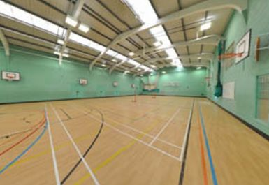 Sport Dyson Perrins Leisure Centre Image 1 of 2