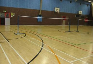 Nunnery Wood Sports Complex