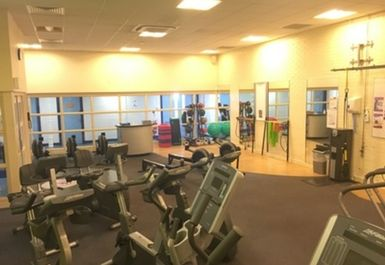Perdiswell Leisure Centre Image 3 of 8