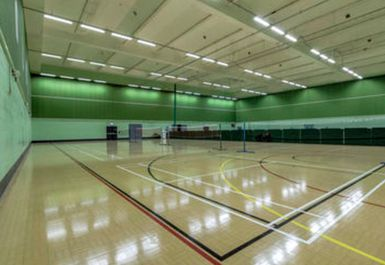 Perdiswell Leisure Centre Image 1 of 8