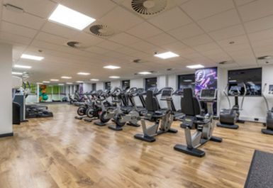 Perdiswell Leisure Centre Image 5 of 8