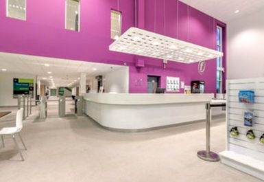 Perdiswell Leisure Centre Image 6 of 8