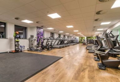 Perdiswell Leisure Centre Image 7 of 8