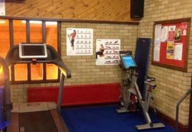 Llanidloes Sports Centre