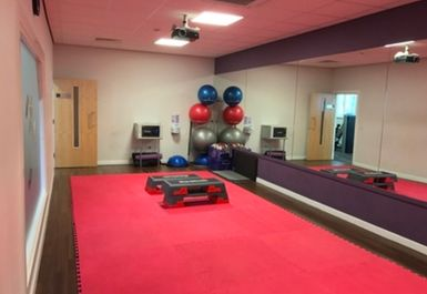 Anytime Fitness Edinburgh Image 8 of 10