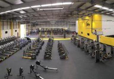 Simply Gym Shrewsbury Flexible Gym Passes Sy1 Shrewsbury
