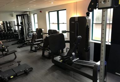 The Fitness Space   West Bridgford Image 5 of 9