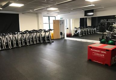 The Fitness Space   West Bridgford Image 8 of 9