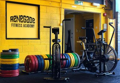 Renegade Fitness Academy Image 1 of 7