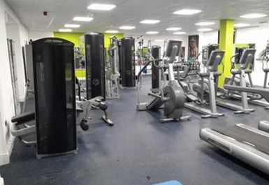 Central Fitness  Centre Accrington Image 3 of 6