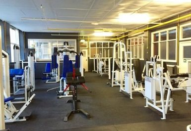 Healthworks  Fitness Centre Image 1 of 5