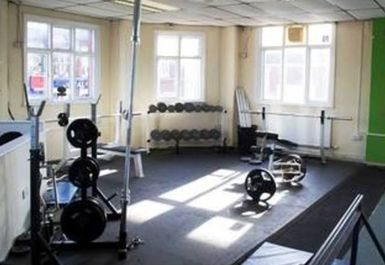 The Personal Training Room