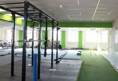 The Personal Training Room Image 3 of 4