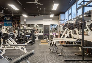 Muscleworks Bethnal Green