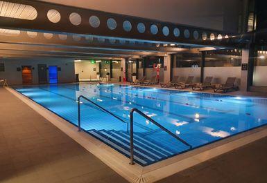 Nuffield Health Edinburgh Fountain Park Fitness Wellbeing Gym Edinburgh Eh11