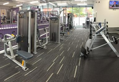 Anytime Fitness Exeter Image 4 of 5