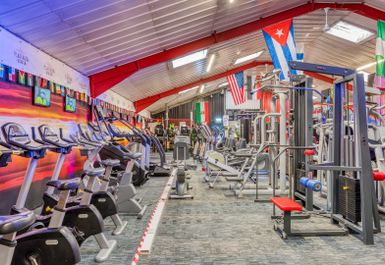 Platinum Health and Fitness
