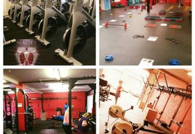MAGEE HEALTH & FITNESS