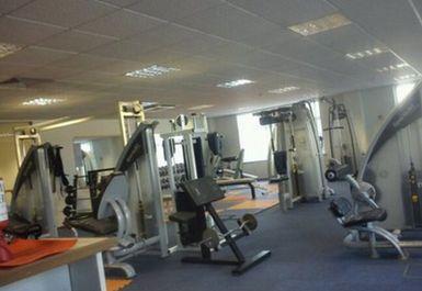 Iron Works Gym Image 1 of 3